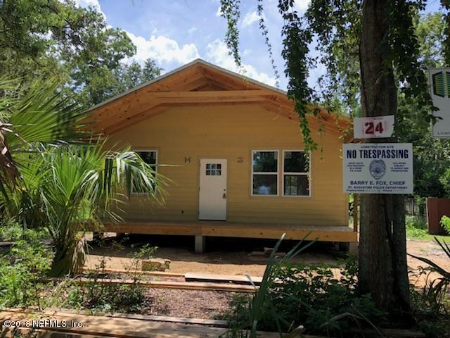 24 Arenta St, St Augustine, FL 32084 (MLS #950818) :: CrossView Realty