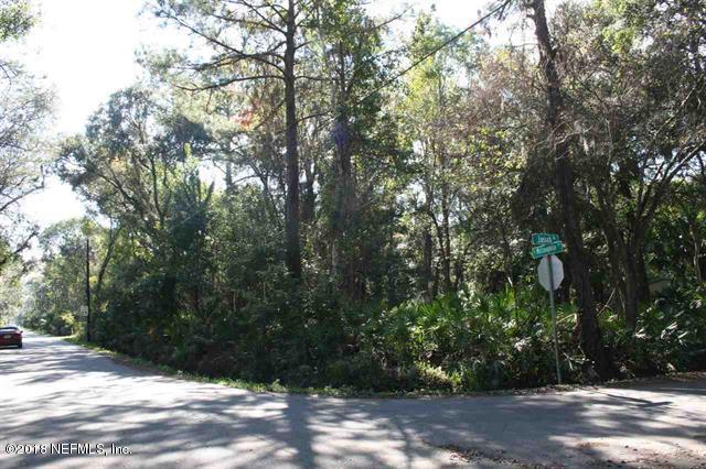 801 Josiah St, St Augustine, FL 32084 (MLS #950896) :: Memory Hopkins Real Estate