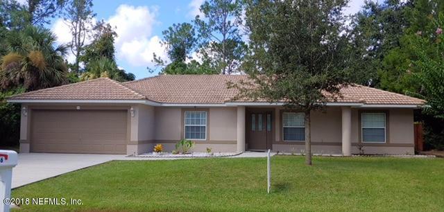 56 Pine Cir, Palm Coast, FL 32164 (MLS #951128) :: Memory Hopkins Real Estate