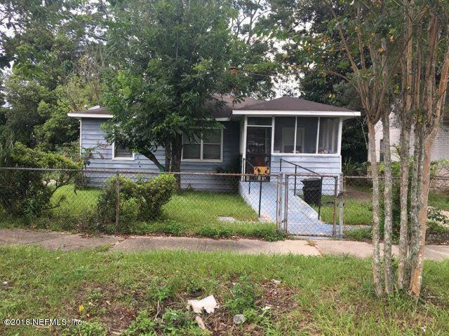 1883 E 25TH St, Jacksonville, FL 32206 (MLS #951129) :: Memory Hopkins Real Estate