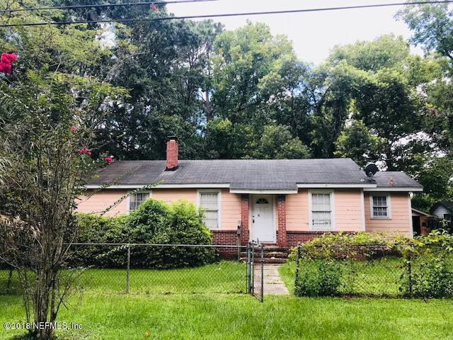 8960 2ND Ave, Jacksonville, FL 32208 (MLS #951895) :: EXIT Real Estate Gallery