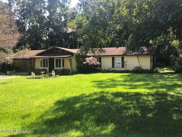 573 SE 4TH Ave, Melrose, FL 32666 (MLS #951993) :: EXIT Real Estate Gallery