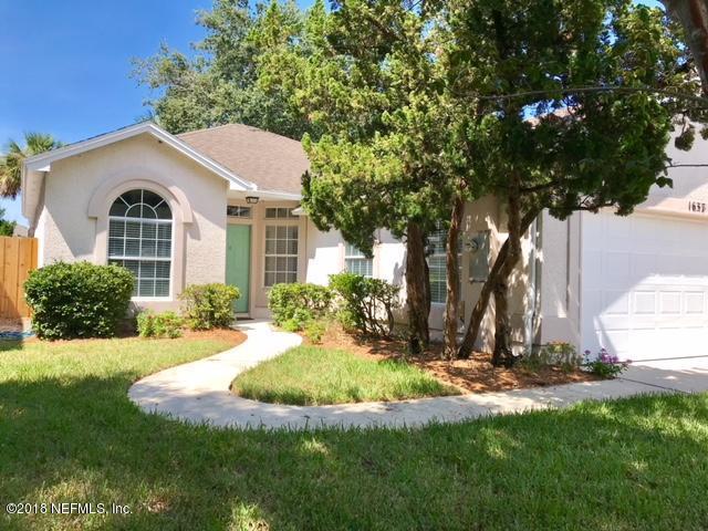 1637 Linkside Dr, Atlantic Beach, FL 32233 (MLS #952175) :: The Hanley Home Team