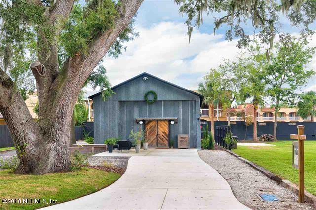 5 Sebastian Ave, St Augustine, FL 32084 (MLS #952213) :: The Hanley Home Team