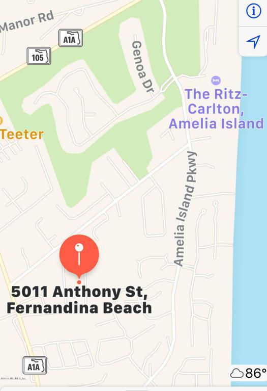5011 Anthony St, Fernandina Beach, FL 32034 (MLS #952250) :: The Hanley Home Team