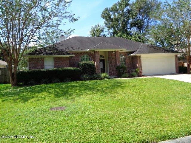 876 Camp Francis Johnson Rd, Orange Park, FL 32065 (MLS #952738) :: CrossView Realty