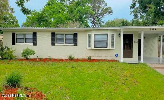 1329 Francis St, St Augustine, FL 32084 (MLS #952960) :: EXIT Real Estate Gallery