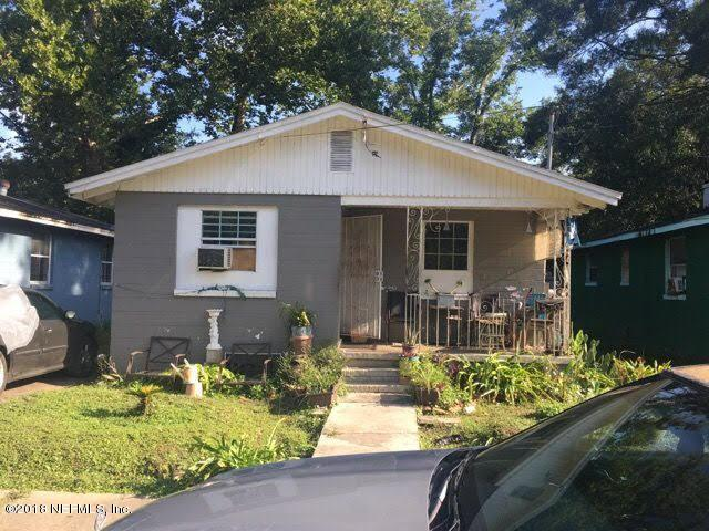 1509 W 22ND St, Jacksonville, FL 32209 (MLS #952961) :: The Hanley Home Team
