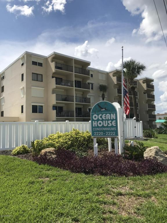 2222 Ocean Shore Blvd B205, Ormond Beach, FL 32176 (MLS #953187) :: Keller Williams Atlantic Partners