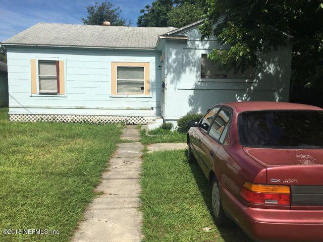 2136 Danese St, Jacksonville, FL 32206 (MLS #953279) :: EXIT Real Estate Gallery
