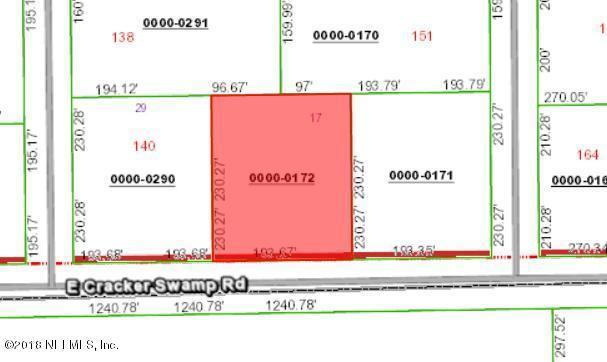 154 E Cracker Swamp Rd, East Palatka, FL 32131 (MLS #953290) :: EXIT Real Estate Gallery