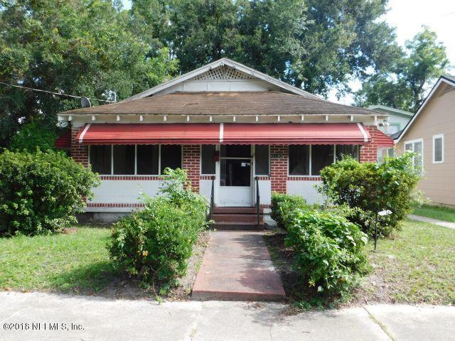 1130 W 12TH St, Jacksonville, FL 32209 (MLS #953398) :: EXIT Real Estate Gallery
