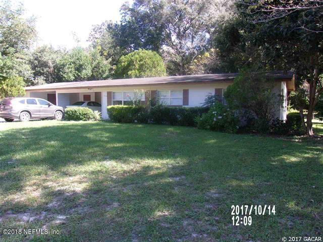 17339 N W 242Nd St, High Springs, FL 32643 (MLS #953565) :: EXIT Real Estate Gallery