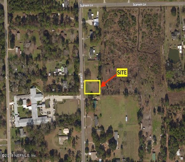 0 Lanier Rd, Jacksonville, FL 32226 (MLS #953577) :: Sieva Realty