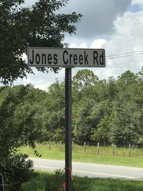 0 Jones Creek Rd, Keystone Heights, FL 32656 (MLS #953609) :: EXIT Real Estate Gallery