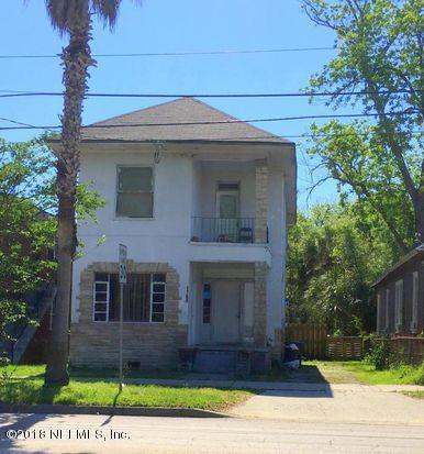 1760 Myrtle Ave N, Jacksonville, FL 32209 (MLS #954361) :: Memory Hopkins Real Estate
