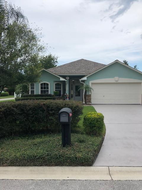 520 Prosperity Lake Dr, St Augustine, FL 32092 (MLS #954702) :: EXIT Real Estate Gallery
