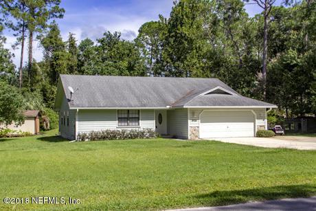 3720 Arrowhead Dr, St Augustine, FL 32086 (MLS #954807) :: EXIT Real Estate Gallery