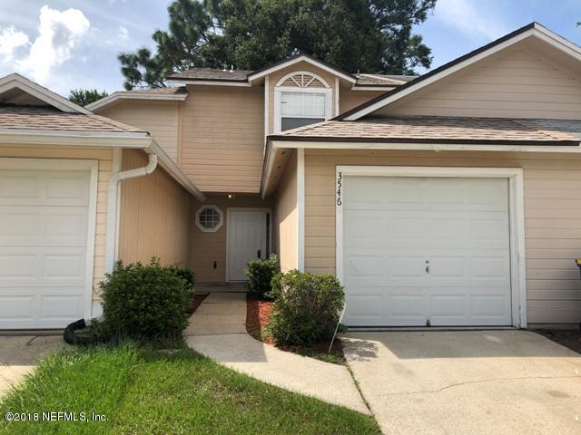 3546 Rain Forest Dr W, Jacksonville, FL 32277 (MLS #955910) :: EXIT Real Estate Gallery