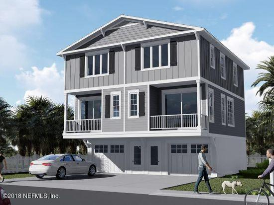 1308 1ST St S, Jacksonville Beach, FL 32250 (MLS #956110) :: EXIT Real Estate Gallery