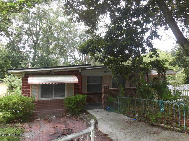 2481 W 25TH St, Jacksonville, FL 32209 (MLS #956162) :: The Hanley Home Team