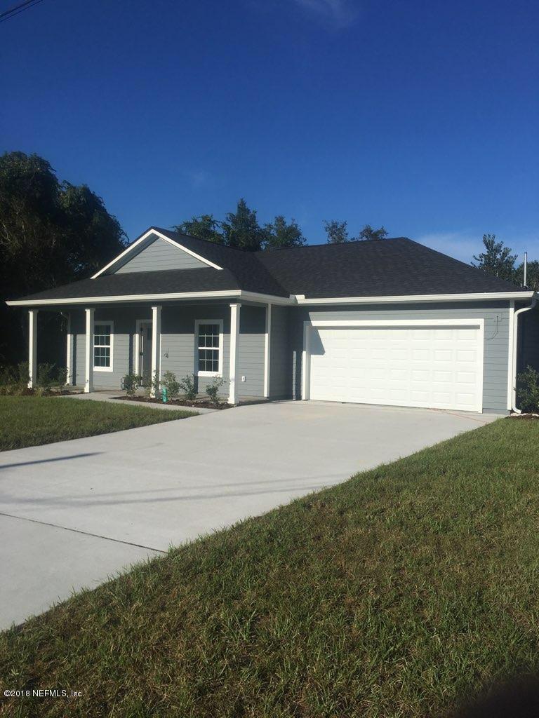 323 Shamrock Rd St Augustine, FL 32086