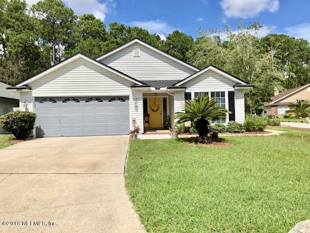 9262 Cumberland Station Dr, Jacksonville, FL 32257 (MLS #957089) :: EXIT Real Estate Gallery