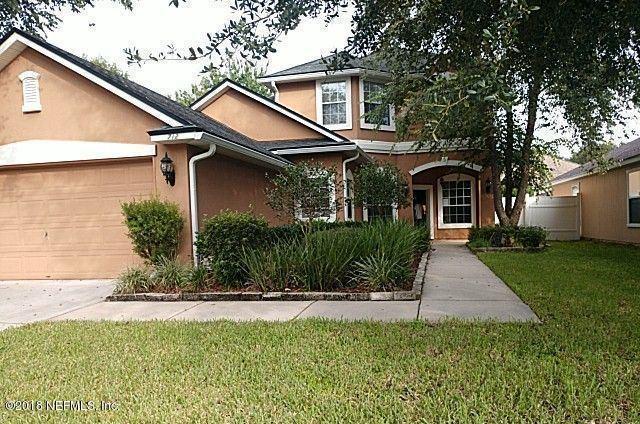 712 Timbermill Ln, Orange Park, FL 32065 (MLS #957180) :: EXIT Real Estate Gallery