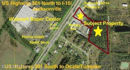 0 S Us Hwy 301, Starke, FL 32091 (MLS #957338) :: The Hanley Home Team