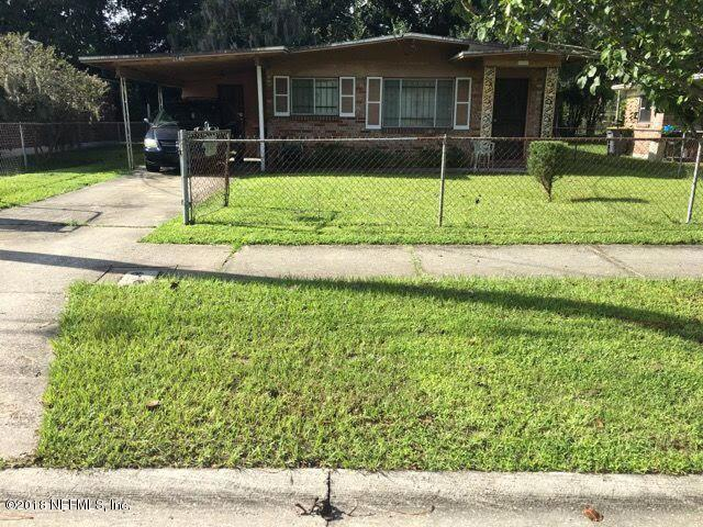 2640 W 25TH St, Jacksonville, FL 32209 (MLS #957876) :: The Hanley Home Team