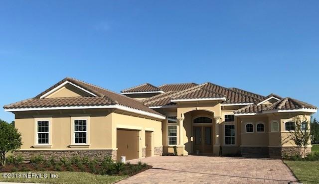 121 Barbella Cir, St Augustine, FL 32095 (MLS #958008) :: St. Augustine Realty
