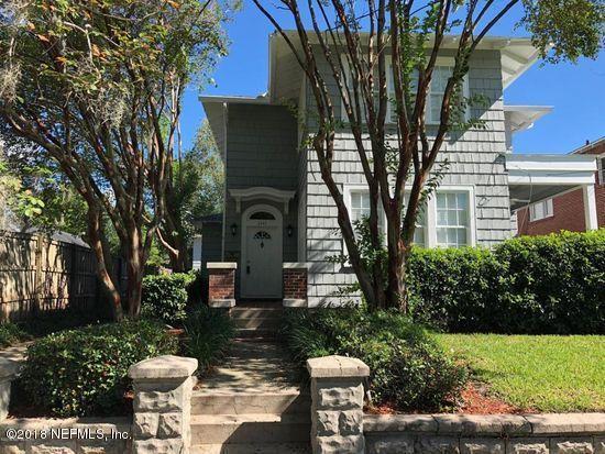 2343 Herschel St, Jacksonville, FL 32204 (MLS #958009) :: St. Augustine Realty