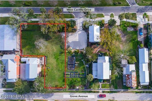 0 W Castillo Dr, St Augustine, FL 32084 (MLS #958037) :: Sieva Realty