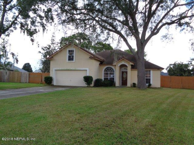 3257 Avalon Dr, GREEN COVE SPRINGS, FL 32043 (MLS #958057) :: EXIT Real Estate Gallery