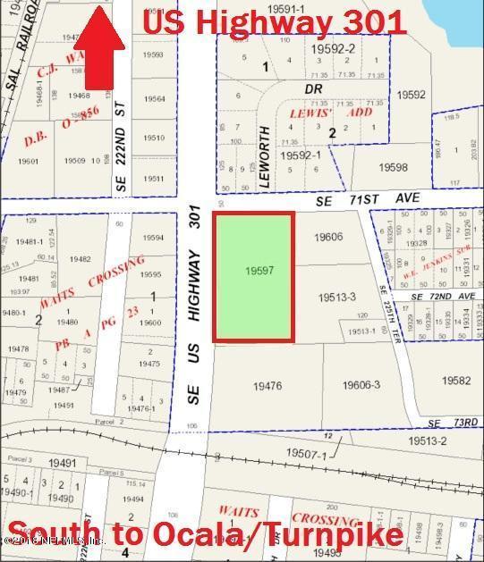 22355 SE 71ST Ave, Hawthorne, FL 32640 (MLS #958546) :: The Hanley Home Team