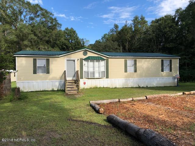 9303 Cedar Rd, Macclenny, FL 32063 (MLS #958558) :: The Hanley Home Team