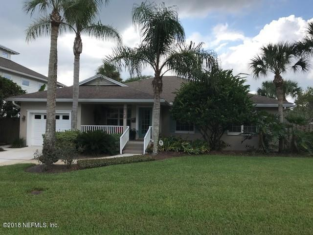 142 33RD Ave S, Jacksonville Beach, FL 32250 (MLS #958578) :: EXIT Real Estate Gallery
