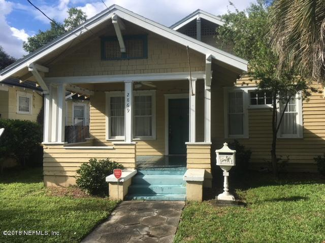 2869 Post St, Jacksonville, FL 32205 (MLS #958679) :: EXIT Real Estate Gallery