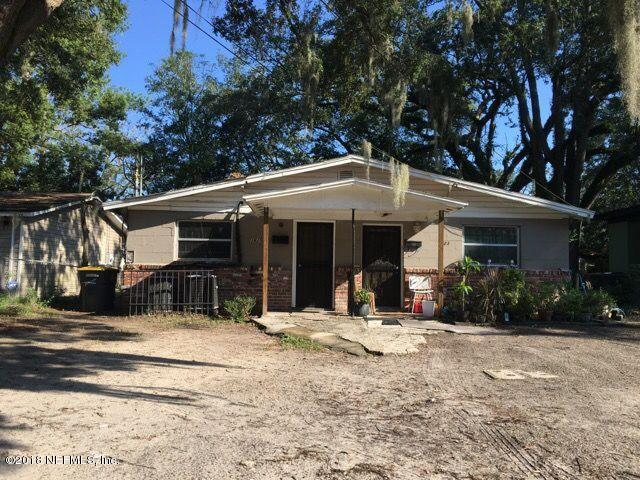 1623 W 32ND St, Jacksonville, FL 32209 (MLS #958865) :: Florida Homes Realty & Mortgage