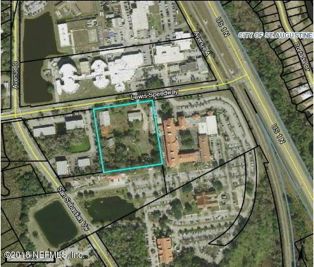 3950 Lewis Speedway, St Augustine, FL 32084 (MLS #959039) :: The Perfect Place Team