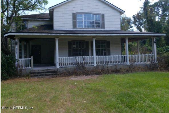 967 Harrison Ave, Orange Park, FL 32065 (MLS #959040) :: St. Augustine Realty