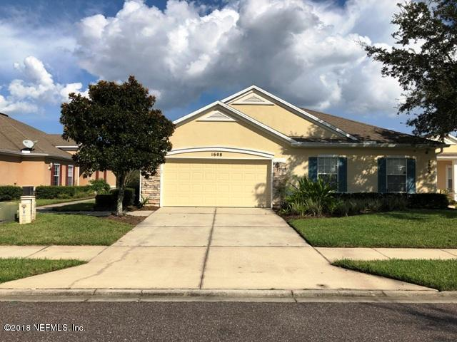 1608 Calming Water Dr, Orange Park, FL 32003 (MLS #959894) :: Florida Homes Realty & Mortgage