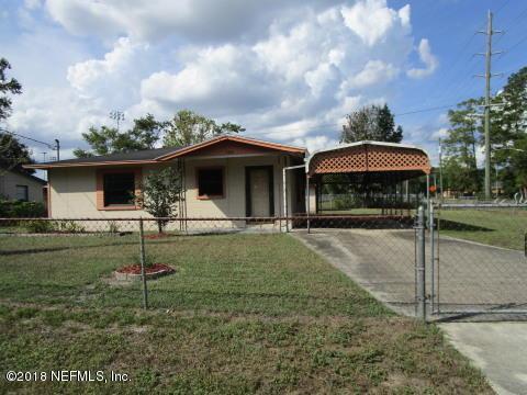 7207 Ridgeway Rd N, Jacksonville, FL 32244 (MLS #960232) :: EXIT Real Estate Gallery