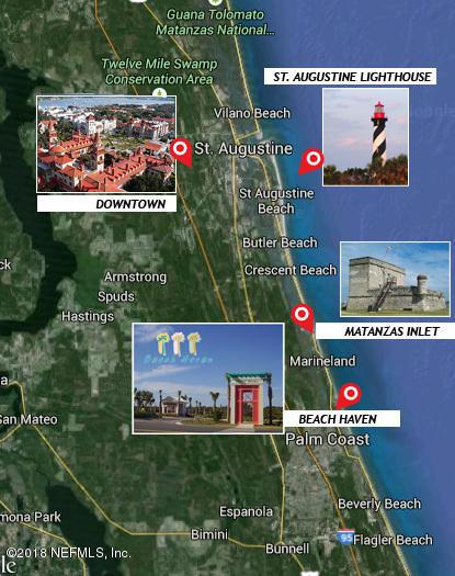 41 Hidden Treasure Dr, Palm Coast, FL 32137 (MLS #961711) :: EXIT Real Estate Gallery
