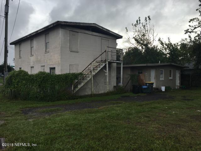 1405 Windle St, Jacksonville, FL 32209 (MLS #961878) :: EXIT Real Estate Gallery