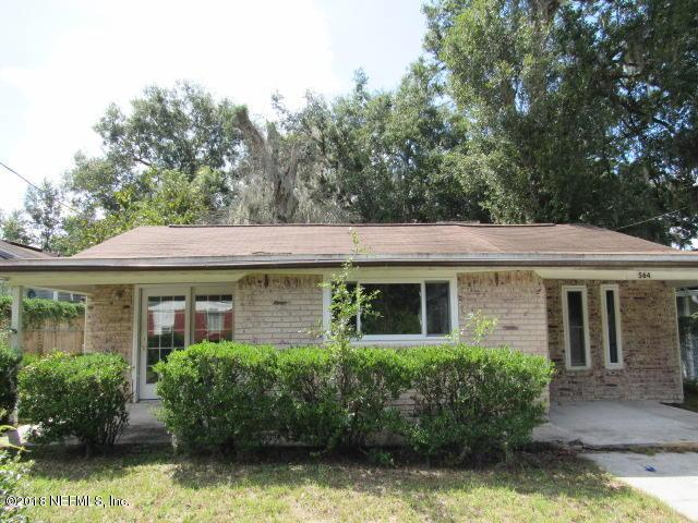 564 E 56TH St, Jacksonville, FL 32208 (MLS #961899) :: EXIT Real Estate Gallery