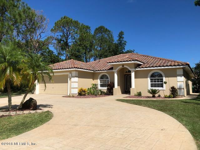 16 Wood Clift Ln, Palm Coast, FL 32164 (MLS #961940) :: EXIT Real Estate Gallery