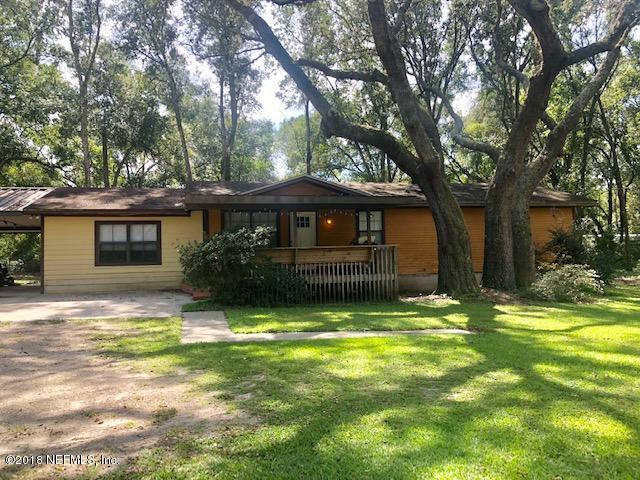 6311 Hutchinson Ave, Keystone Heights, FL 32656 (MLS #961981) :: The Hanley Home Team