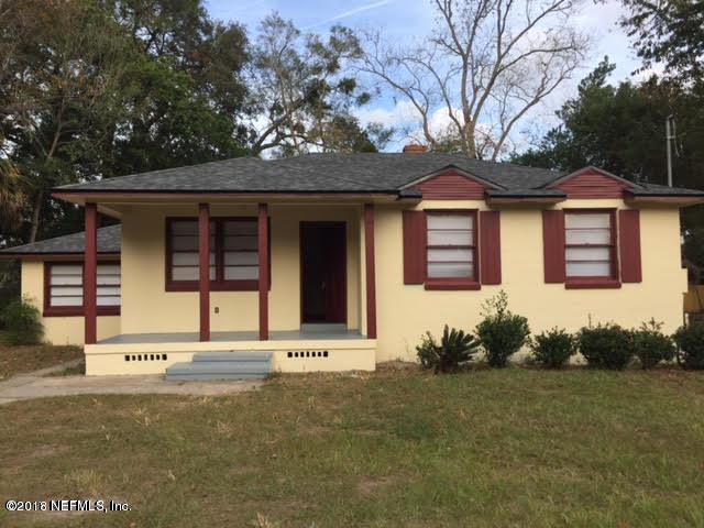 845 Gardenia Ln, Jacksonville, FL 32208 (MLS #962340) :: The Hanley Home Team