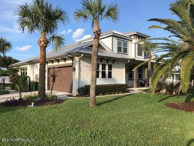 147 32ND Ave S, Jacksonville Beach, FL 32250 (MLS #962346) :: EXIT Real Estate Gallery